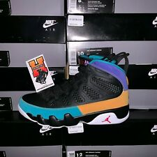 183471a26846 2019 AIR JORDAN 9 RETRO DREAM DO IT NOSTALGIA CONCORD 302370-065 Sz 4Y