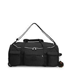 Kipling Small Carry-On Rolling Luggage Duffel Bag WL4777
