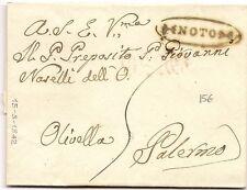 P7294 Prefilatelica, Regno due Sicilie, Noto 1842