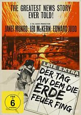 Der Tag, an dem die Erde Feuer fing - Katastrophenfilm - Filmjuwelen/Dynasty DVD