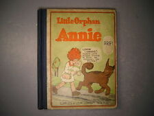 Little Orphan Annie 1st Edition Hard Cover Couples & Leon 1926 Antique Old