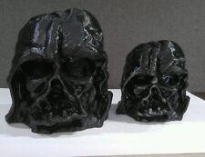 4 inch Star Wars Force Awakens Darth Vader Melted Helmet Mask 3D Print Replica