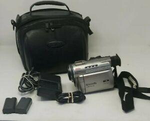 Panasonic PV-DV400D MiniDV Bundle Digital Video Camcoder Video Transfer Working