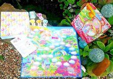 My Little Pony No Reading Board Game Race Ponyville Celebration Spinner 2003