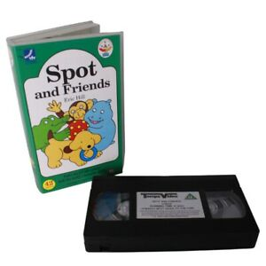 Spot and Friend VHS 95' - Eight playful adventure with the world favourite puppy