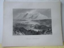 Vintage Print,GAROMMIN,Scenery of Ireland,Bartlett