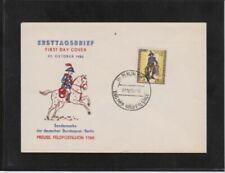 Briefmarken aus Berlin (1949-1990) mit Ersttagsbrief-Erhaltungszustand