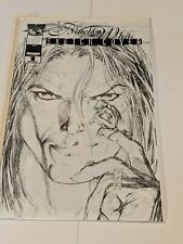 The Darkness #1 Image Comics Black & White Dynamic Forces Alternate Cover