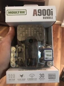 Moultrie M-900i Game Camera Bundle BRAND NEW WITH FREE SHIPPING!