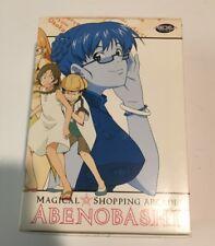 Magical Shopping Arcade Abenobashi- DVD Set- Collector's Ed.- ADV- Region 1- OOP