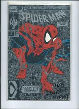 2 BOOKS Spider Man 1 Torment SILVER & PERCEPTIONS PART1 Marvel Comics NM+