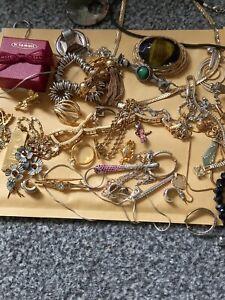 Costume Bundle Of Jewellery