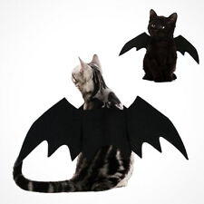 Halloween Pet Dog Cat Costumes Bat Wing Fancy Dress Up Party Decoration Clothing