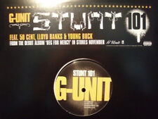 "G-UNIT - STUNT 101 (12"")  2003!!  RARE!!!  50 CENT + LLOYD BANKS + YOUNG BUCK!!!"