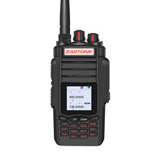 10W Walkie Talkie ZT-A19 VOX FM Transceiver Dual Band VHF&UHF Portable Radio