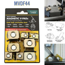 4 Piece 2″&2.2″ MagTab Adjustable Magnetic Tab Holder V-Pads MVDF44 XDV4 XFV4