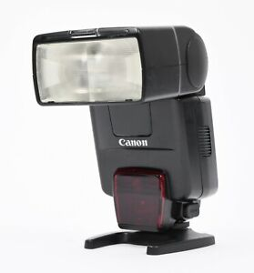 Canon 550EX Speedlite TTL Shoe Mount Flash (FAULTY)