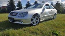 2004 Mercedes-Benz CLK 2,6 L benzyna 170 KM