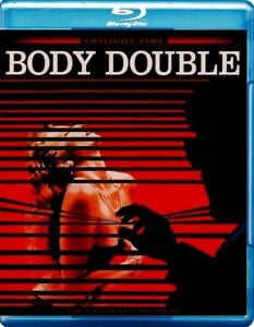 Body double Blu ray sealed limited edition twilight time oop