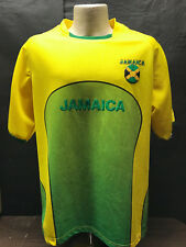 Jamaica Football Jersey Authentic Brand Lms Sports Xl Soccer