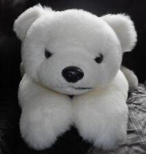"""26"""" BIG TY VINTAGE 1997 PAWS WHITE POLAR BEAR TEDDY STUFFED ANIMAL PLUSH TOY"""