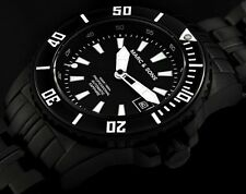 MARC & SONS 300M Professional Mens Automatic Divers Watch MSD-039 NEW UK Seller