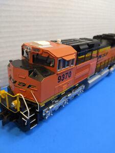 O Scale MTH BNSF SD70M-2 Diesel Engine Proto 2.0