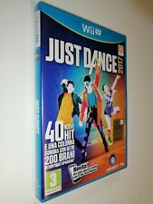 JUST DANCE 2017 Wii U - NINTENDO Wii U