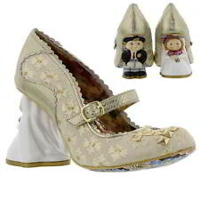 Irregular Choice I Love You Womens Ltd Edtion Wedding Shoes Size UK 4-8