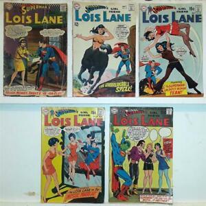 Lois Lane Lot #71, #92, #93, #94, #96
