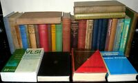 30 Books - Electronics/Wireless Interest, Hardback & Paperback Books, Collection