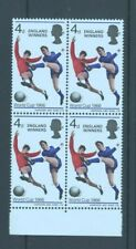 GB 1966 World Cup Winners 4d SG700, 1 x MCF white patch left boot R.6/13, MNH
