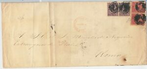51070 -  EL SALVADOR -  POSTAL HISTORY - COVER with very nice & Rare  FRANKING