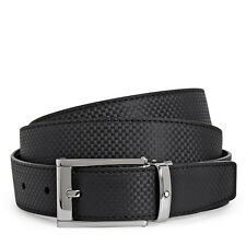 MontBlanc Star Classique Extreme Leather Belt 114430