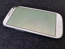 Samsung Galaxy S3 GT-I9300 - 16GB - Marble White - Smartphone DEFEKT (DSP 4065)