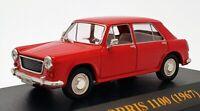 Ixo 1/43 Scale Model Car CIXJ000013 - 1967 Austin 1100 - Red