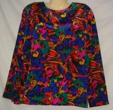 Women's Long Sleeved Blouse Size 18