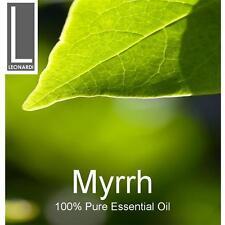 MYRRH 100% PURE ESSENTIAL OIL Organic 30ML