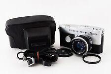 Olympus Pen FT 35mm SLR Film Camera w/F.zuiko 38mm f/1.8 lens Exc++ from Japan