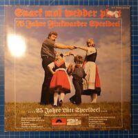 Snack mol wedder platt 75 Jahre Finkwarder Speeldeel Polydor 2679084 LP153
