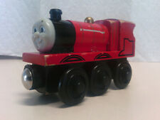 Thomas and Friends Wooden Railway James 2003 (Engine Only) #2