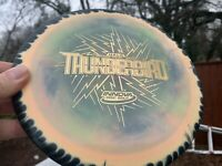 Halo Thunderbird New Swirly Disc Golf Innova  PDGA Limited Collector Black Mint