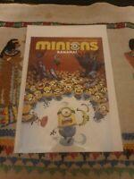 Minions Graphic Novel Vol 1 (Banana!)