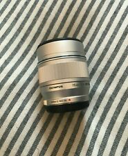 Olympus 75mm Fixed Lens f/1.8 M.Zuiko ED - Silver - Barely Used