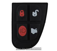 New Jaguar Replacement Flip Key Pad Repair Worn Buttons