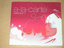 CD / A-LA-CARTE / SELECTION 1 / NEUF SOUS CELLO