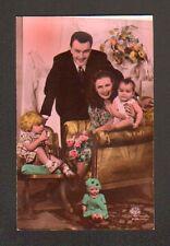 POUPEE BAIGNEUR avec FILLETTE & BEBE période 1930