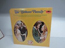 "The Strauss Family ""Circle Of Sound"" Factory Sealed 12"" LP Record"