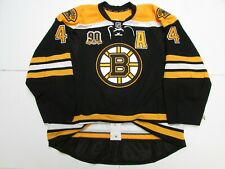 ORR BOSTON BRUINS HOME 90th ANNIVERSARY TEAM ISSUED REEBOK EDGE 2.0 7287 JERSEY