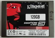 """Kingston SSDNow KC300 120GB 2.5"""" Solid State Drive SSD /// Tested + Warranty"""